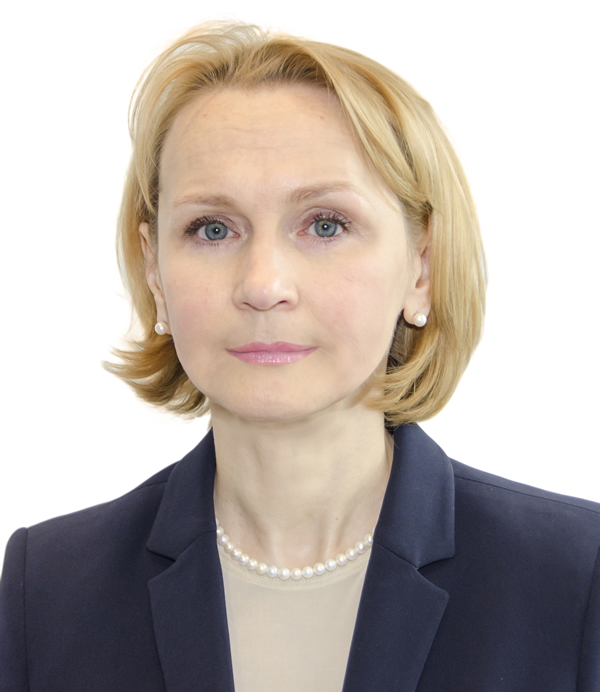 Photo of Tatiana Ivanova, Head of the NEA Division of Nuclear Science