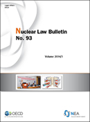 Nuclear Law Bulletin cover