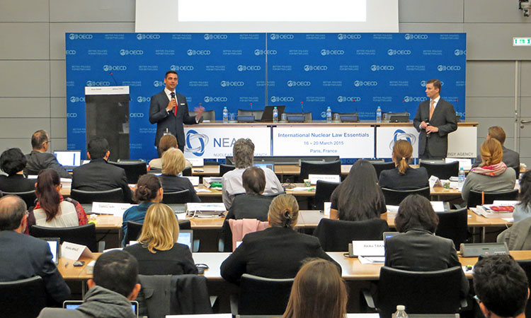 Applications now open for International Nuclear Law Essentials (INLE)