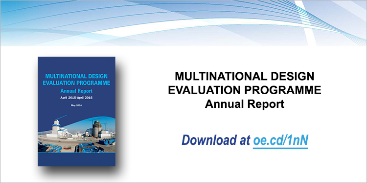 MDEP Annual Report