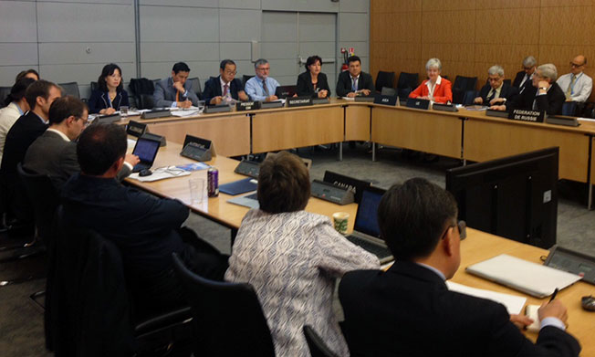 NEA Committee on the Safety of Nuclear Installations (CSNI) meeting, June 2016