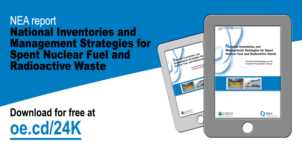 National Inventories and Management Strategies for Spent Nuclear Fuel and Radioactive Waste