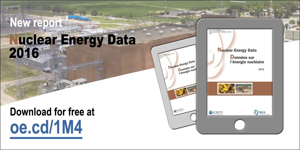 Nuclear Energy Data 2016