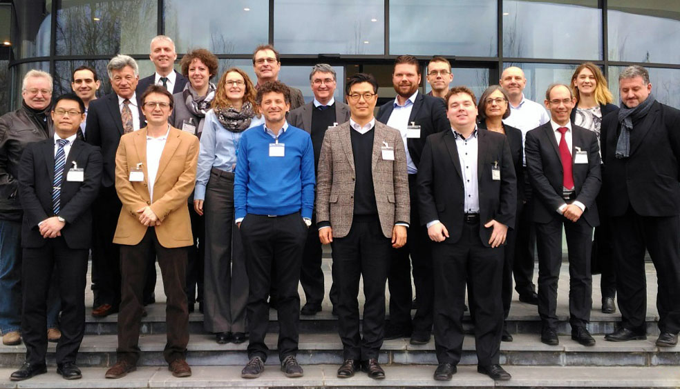 First meeting of the NEA Task Group on Optimising Management of Low-level Radioactive Materials and Waste from Decommissioning (TGOM), February 2017