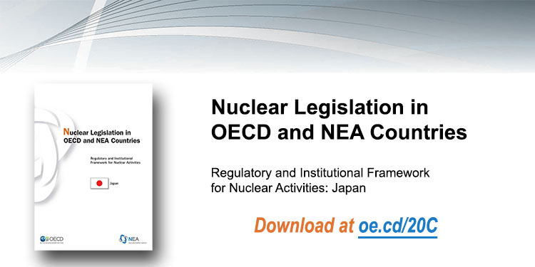 Regulatory and Institutional Framework for Nuclear Activities: Japan