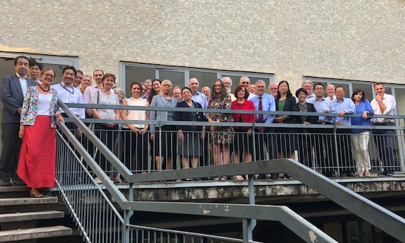 Scoping meeting on global co-ordination of low-dose research, September 2018
