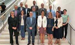 Working Party on Deep Geological Repositories and Nuclear Liability (WPDGR) meeting, September 2018