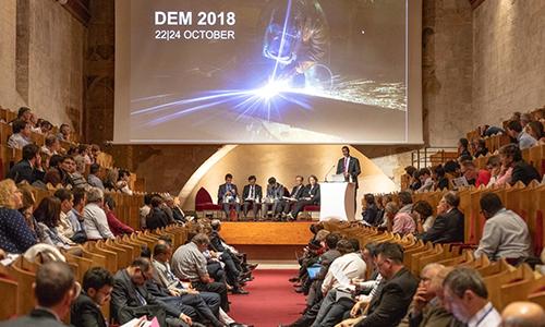 NEA participates in DEM 2018