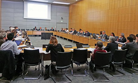 70th meeting of the NEA Nuclear Development Committee, October 2018
