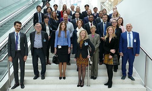 NEA Working Party on the Legal Aspects of Nuclear Safety (WPLANS) meeting, November 2018
