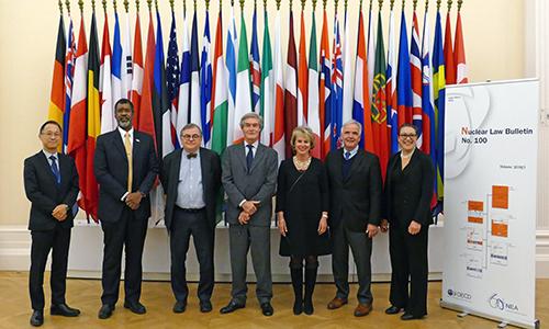 NEA Nuclear Law Committee (NLC) meeting, November 2018