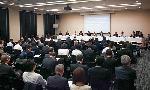 IGSC workshop, Japan, November 2018