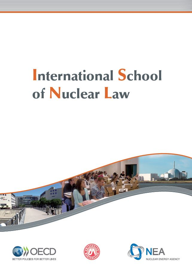 NEA International School of Nuclear Law (ISNL)