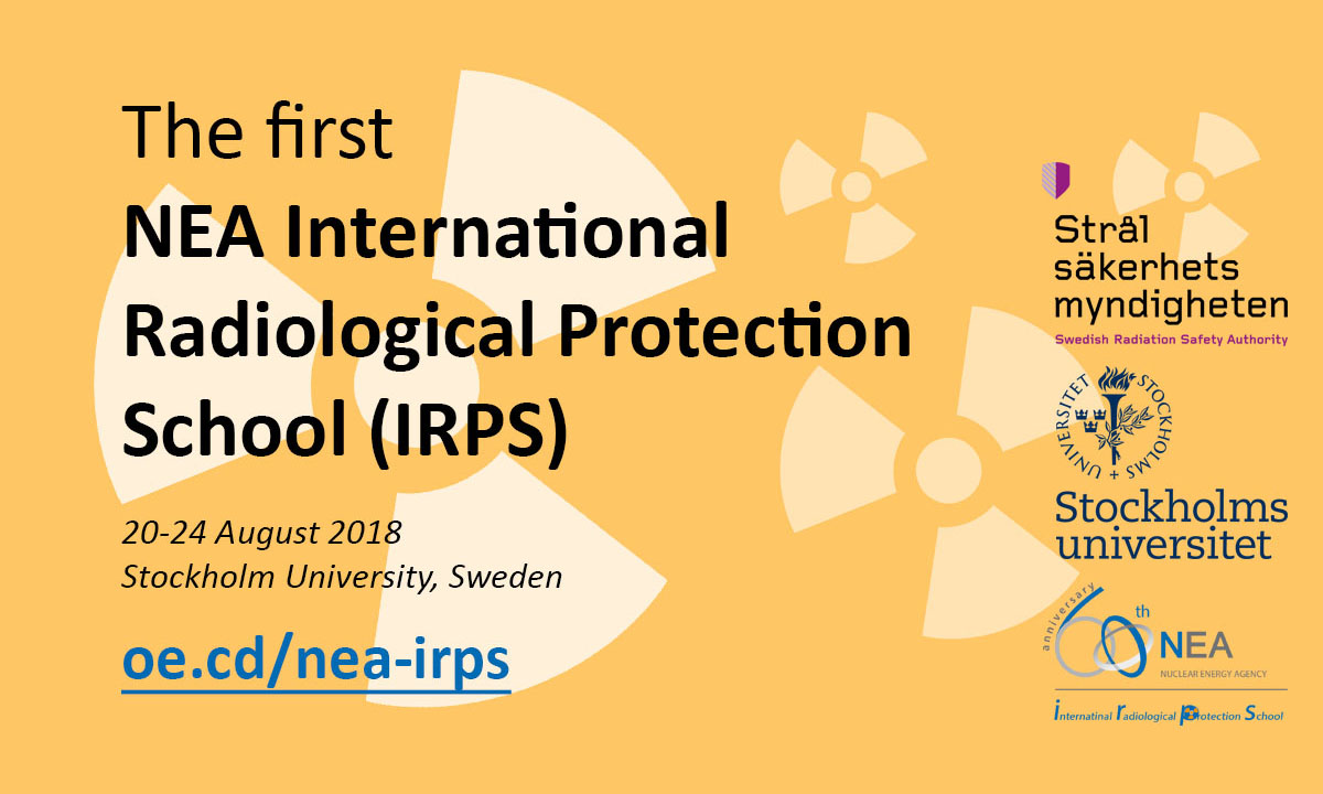 NEA International Radiological Protection School (IRPS)
