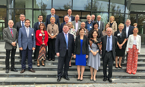 NEA hosts the ICRP Special Liaison Organisations meeting, September 2019