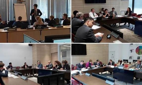 NEA Committee on Nuclear Regulatory Activities (CNRA) meeting, December 2019