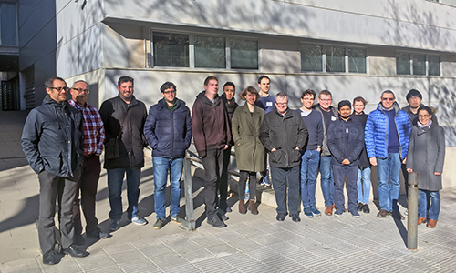 Training session on XX January 2019 on Electron-Photon Transport Modelling with the Monte Carlo code PENELOPE, January 2019