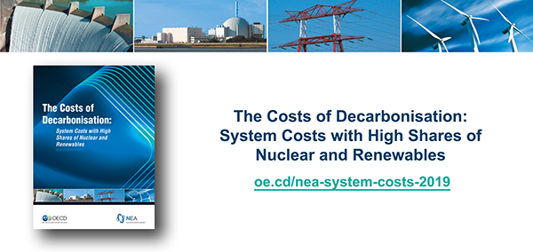 The Costs of Decarbonisation: System Costs with High Shares of Nuclear and Renewables