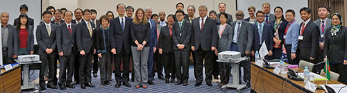 NEA participates in the Forum for Nuclear Cooperation in Asia (FNCA), March 2019
