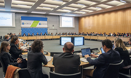 NEA Steering Committee for Nuclear Energy meeting, April 2019