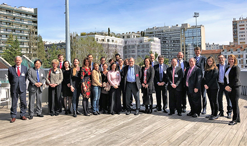Kick-off meeting for the preparation of the 4th International Workshop on the Indemnification of Damage in the Event of a Nuclear Accident, April 2019