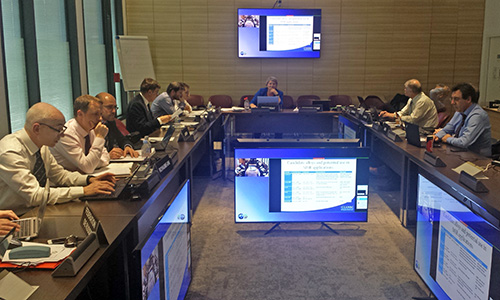 NEA Working Group on the Safety of Advanced Reactors (WGSAR) meeting, April 2019