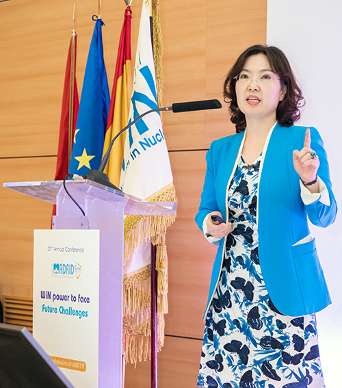 Women in Nuclear Global Annual Conference, July 2019