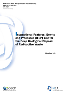 NEA International FEP List for the Deep Geological Disposal of Radioactive Waste