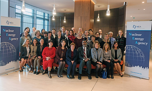 Exploratory Meeting on Improving the Gender Balance in Nuclear Energy, December 2019