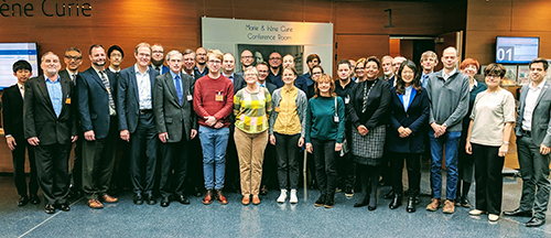 NEA Working Party on Information, Data and Knowledge Management (WP-IDKM) meeting, January 2020