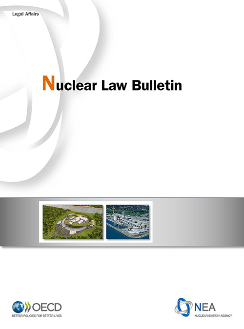 NEA Nuclear Law Bulletin