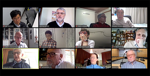 CSNI Programme Review Group holds its first virtual meeting, April 2020