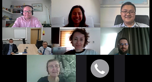 Multinational Design Evaluation Project (MDEP) VVER Working Group (VVERWG) meeting, May 2020