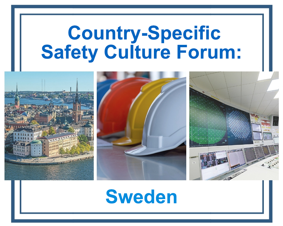 Country-Specific Safety Culture Forum: Sweden