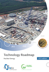IEA/NEA Technology Roadmap: Nuclear Energy cover