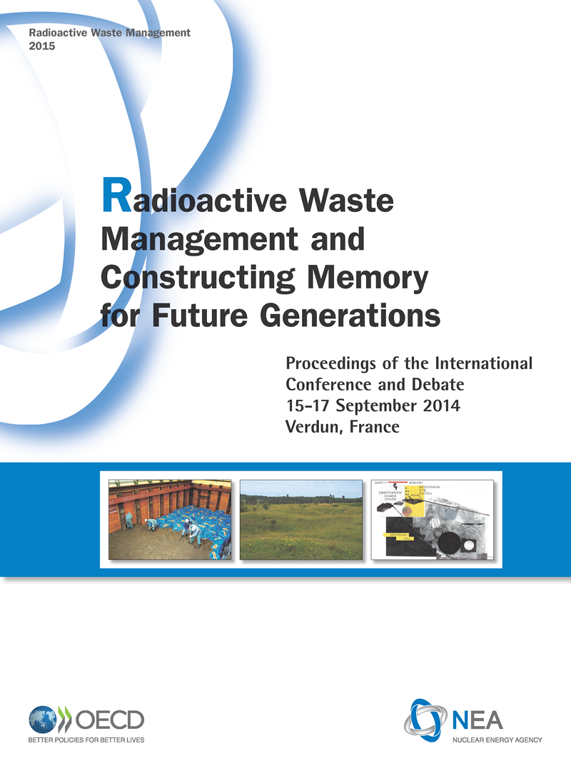 Radioactive Waste Management and Constructing Memory for Future Generations cover
