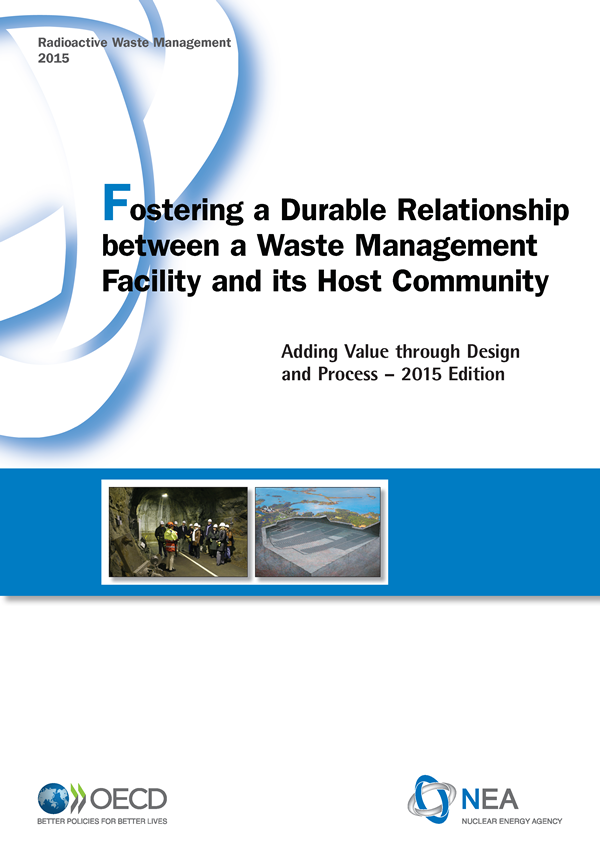 Fostering a Durable Relationship between a Waste Management Facility and its Host Community