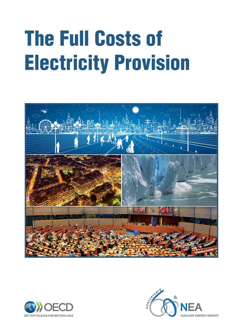 The Full Costs of Electricity Provision cover image