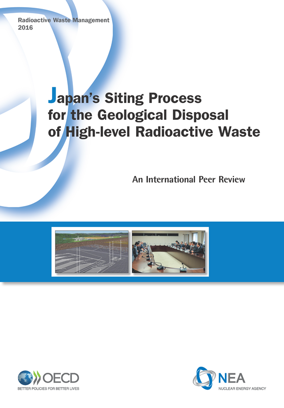 Japan's Siting Process for the Geological Disposal of High-level Radioactive Waste