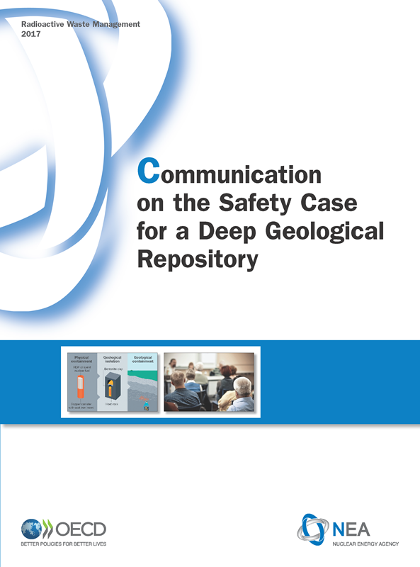 Communication on the Safety Case 