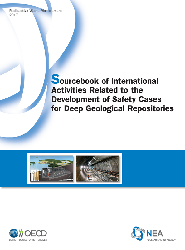Sourcebook of International Activities Related to the Development of Safety Cases for Deep Geological Repositories