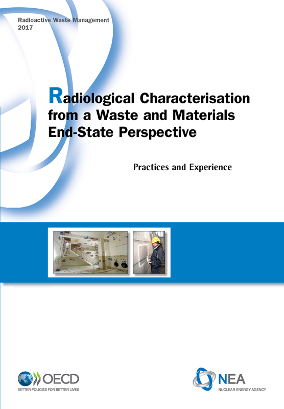 Radiological Characterisation from a Waste and Materials End-State Perspective