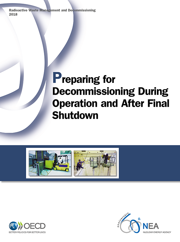 Preparing for Decommissioning During Operation and After Final Shutdown