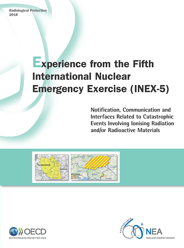 Experience from the Fifth International Nuclear Emergency Exercise (INEX‑5)