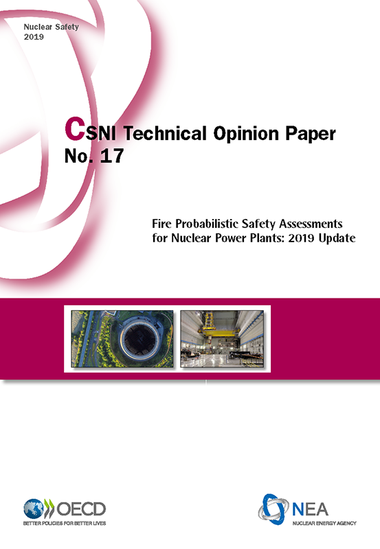Fire Probabilistic Safety Assessments for Nuclear Power Plants - 2019 Update