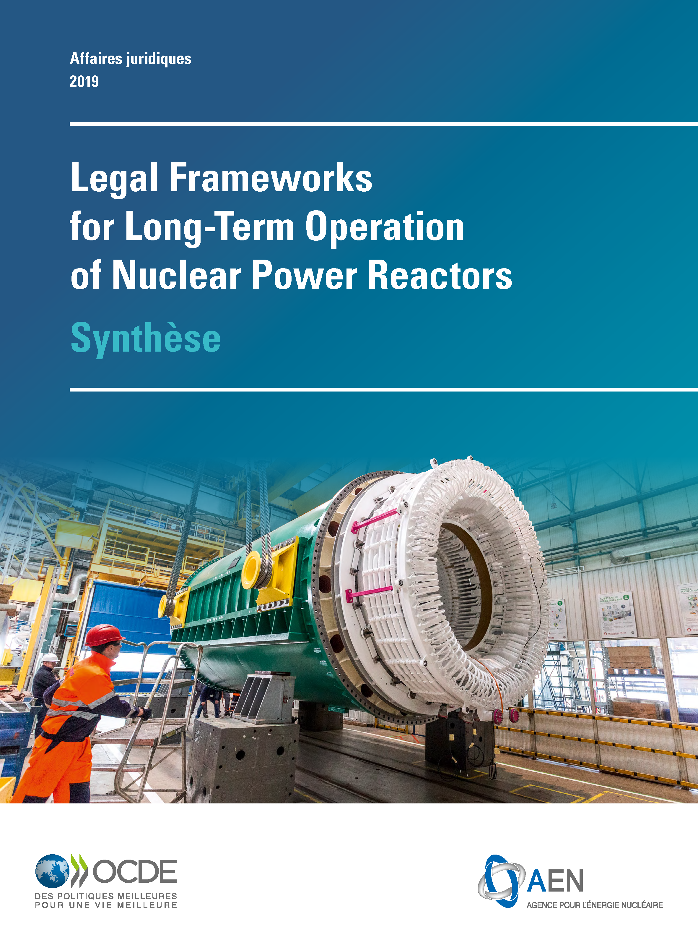 Legal Frameworks for Long-Term Operation of Nuclear Power Reactors Executive Summary in French