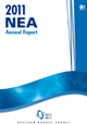 NEA Annual Report Cover