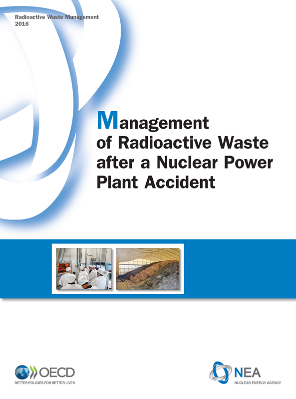 Management of Radioactive Waste after a Nuclear Power Plant Accident