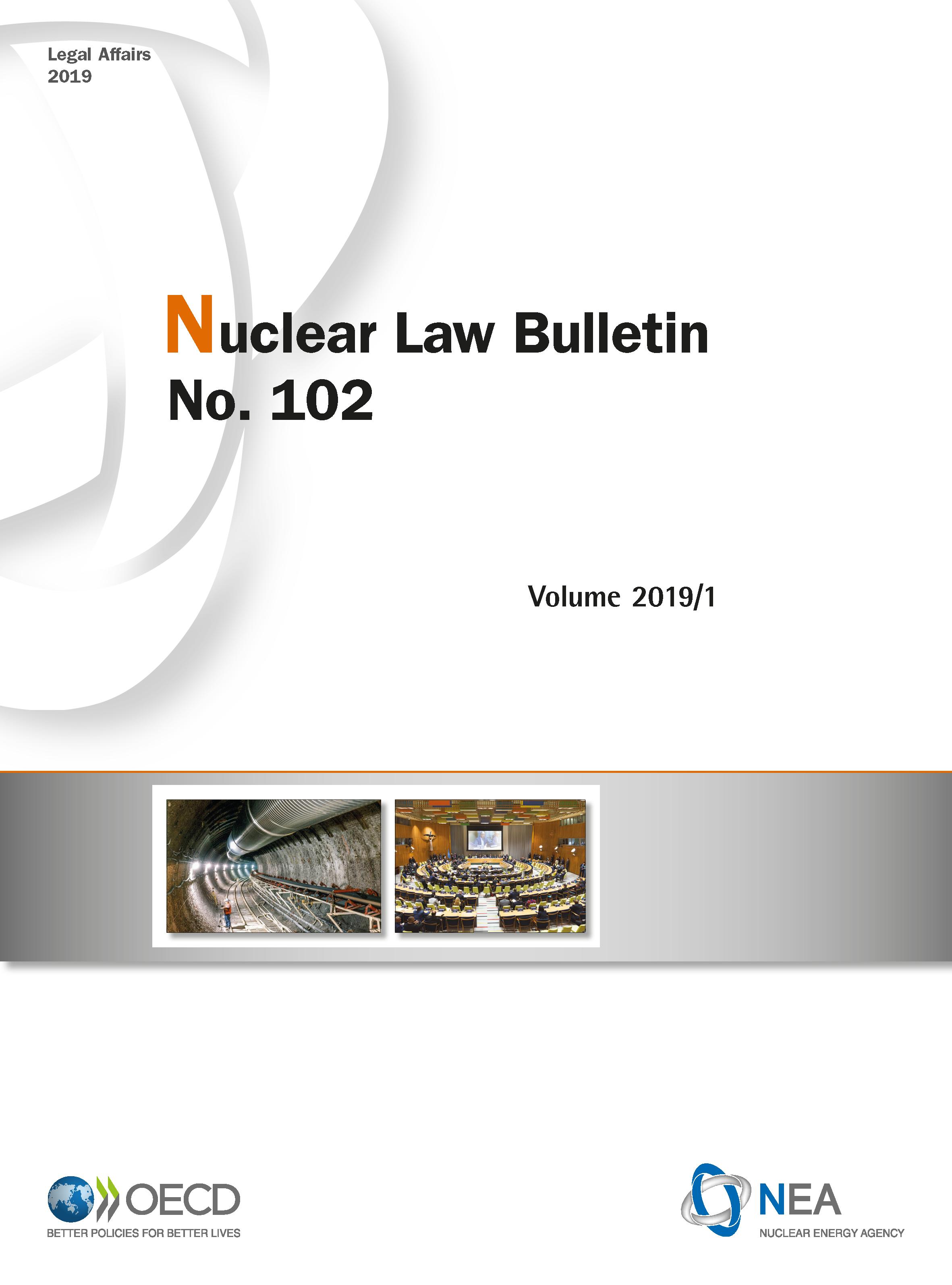 NEA Nuclear Law Bulletin