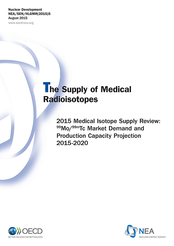 2015 Medical Isotope Supply Review: 99Mo/99mTc Market Demand and Production Capacity Projection, 2015-2020